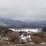 Mountains south of Pagosa Springs